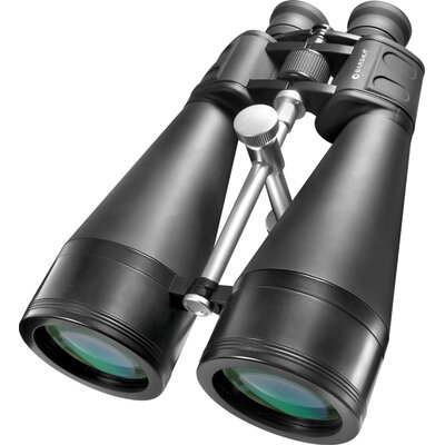 Barska 30x80 X-trail Binoculars, Bak-4, MC,Green Lens with Braced-in Tripod Adapter