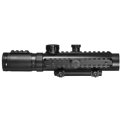 Barska 1-3x30 IR Electro Sight Riflescope