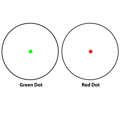 Barska 1x20mm Green/Red Dot Site