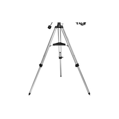 Barska 675 Power, 90060 Starwatcher Refractor Telescopes, EQ, Silver, Red Dot Finderscope, Astronomy Software