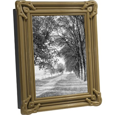 Barska Wall Mount Picture Frame Safe with Key