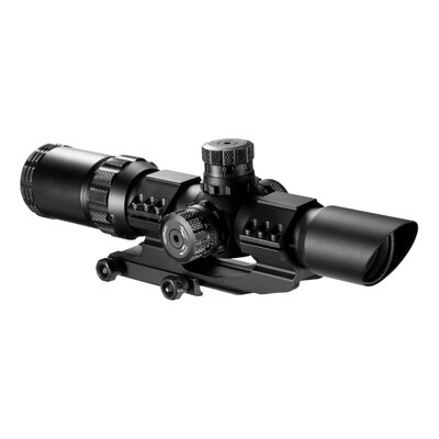 Swat Tactical 1-4x28 Mil Dot IR
