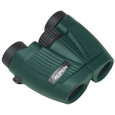 Alpen Outdoor 8x26 Waterproof Shasta Ridge Binoculars