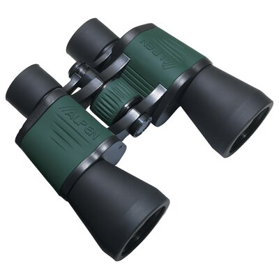 10x50 Wide Angle Rubber Covered Binoculars