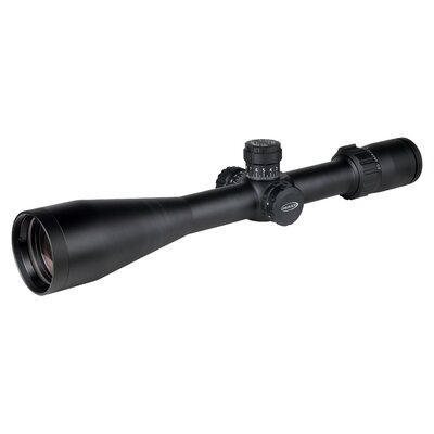 Weaver Optics 4-20x50 Tactical Side Focus Matte Mil Dot Riflescope