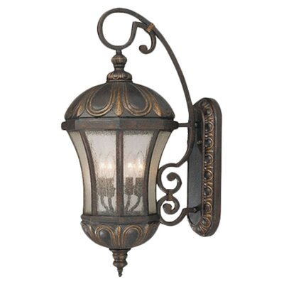 Savoy House Ponce de Leon 4 Light Outdoor Wall Lantern