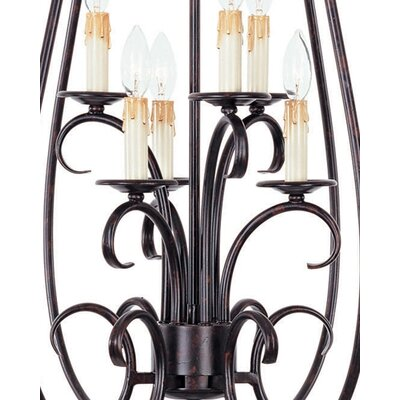 Savoy House Brandywine 6 Light Foyer Pendant