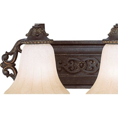 Savoy House Cordoba 4 Light Vanity Light