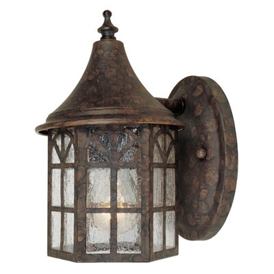 Savoy House Manchester 1 Light Outdoor Wall Lantern