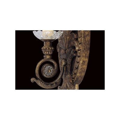 Savoy House Modern Empire 1 Light Wall Sconce