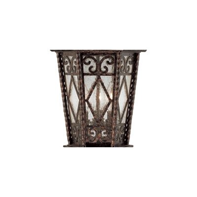 Savoy House Pierce Paxton 3 Light Post Lantern