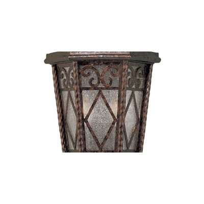 Savoy House Pierce Paxton 2 Light Wall Lantern