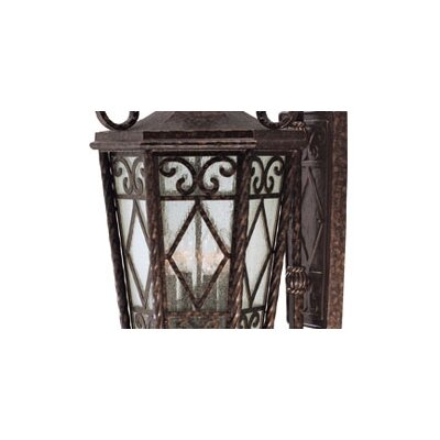 Savoy House Pierce Paxton 4 Light Outdoor Wall Lantern