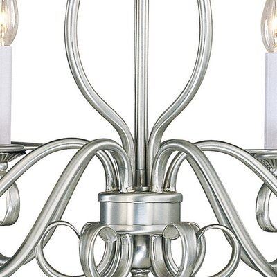 Savoy House Polar 6 Light Chandelier