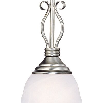 Savoy House Polar 1 Light Mini Pendant
