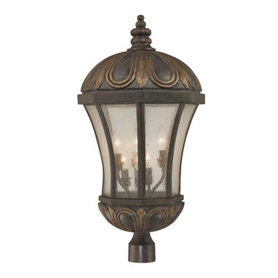 Wildon Home ® Ponce de Leon 6 Light Post Lantern