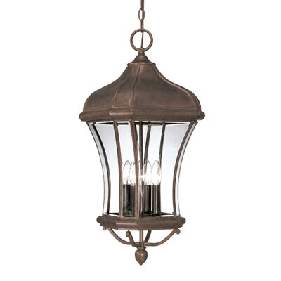 Savoy House Realto 4 Light Outdoor Hanging Lantern