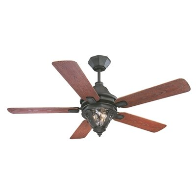 "Savoy House 52"" Monticello 5 Blade Ceiling Fan"