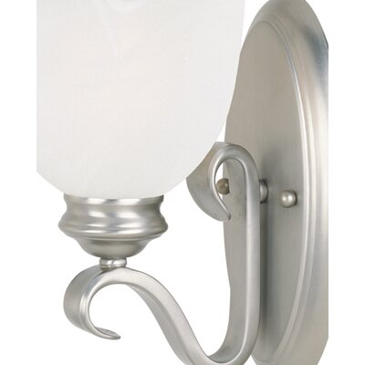 Savoy House Willoughby  Wall Sconce in Pewter