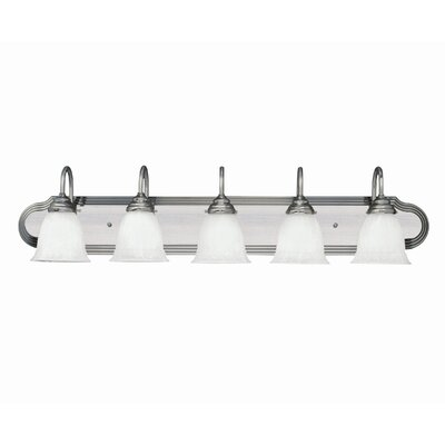Savoy House Summergrove 5 Light Bath Vanity Light