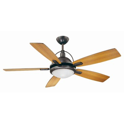 "Savoy House 54"" Shasta 5 Blade Ceiling Fan"