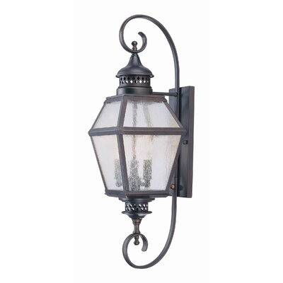 Savoy House Chimnea Outdoor Wall Lantern