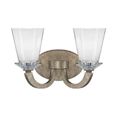 Savoy House Forum 2 Light Bath Vanity Lights