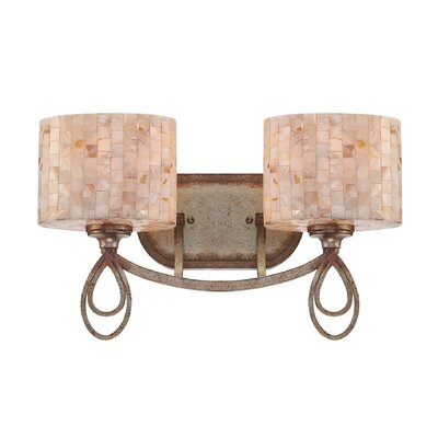 Savoy House Acacia 2 Light Bath Vanity Lights