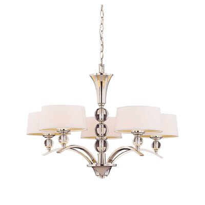 Murren 5 Light Chandelier