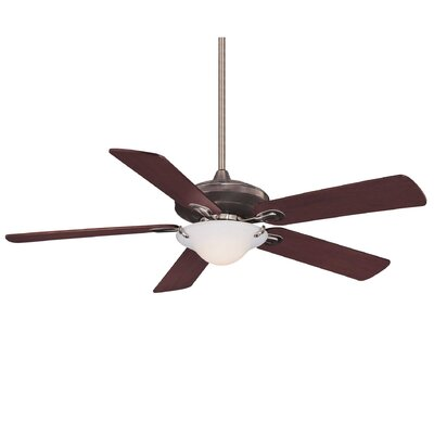 "Wildon Home ® Macon 52"" 1 Light Ceiling Fan"