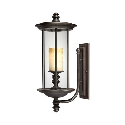 Savoy House Chestatee 1 Light Outdoor Wall Lantern