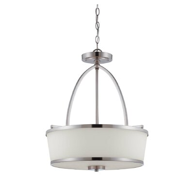 Savoy House Hagen 3 Light Drum Pendant