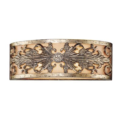 Wildon Home ® Weatherby 2 Light Bath Vanity Light