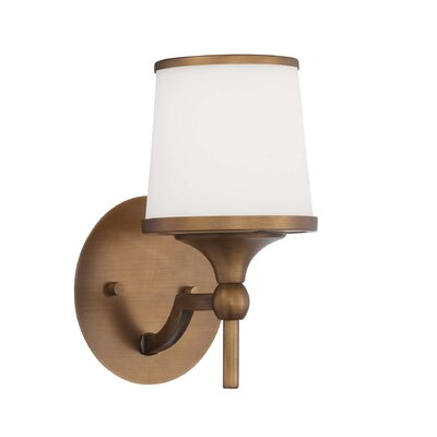 Wildon Home ® Hagen 1 Light Wall Sconce