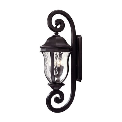 Savoy House Monticello 4 Light Outdoor Wall Lantern
