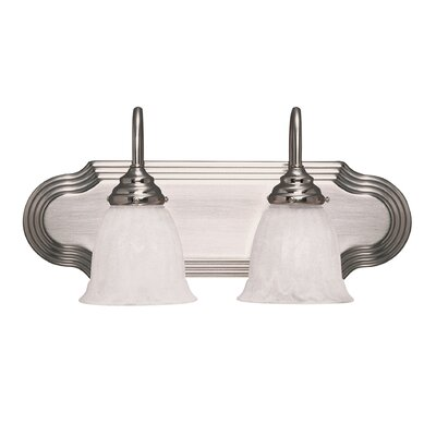 Savoy House Summergrove 2 Light Bath Vanity Light