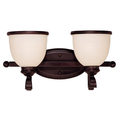 Savoy House Willoughby 2 Light Vanity Light