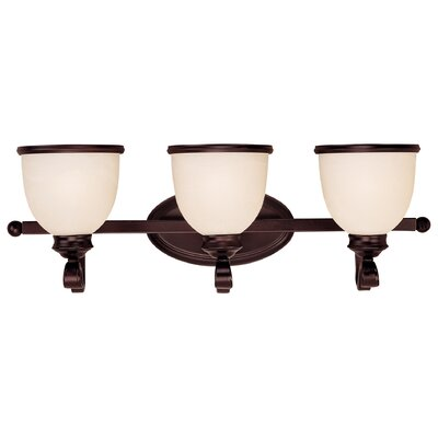 Savoy House Willoughby 3 Light Vanity Light