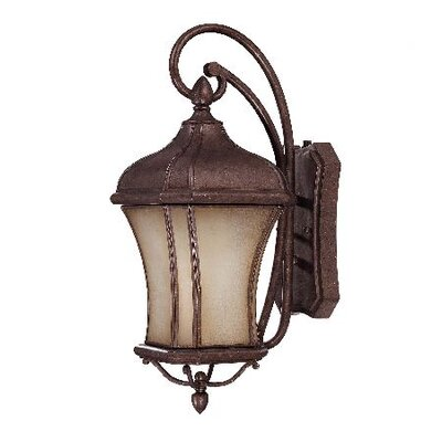 Savoy House Realto 1 Light Outdoor Wall Lantern