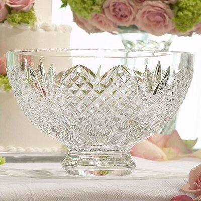 "Waterford Wedding Heirloom 8"" Bowl"