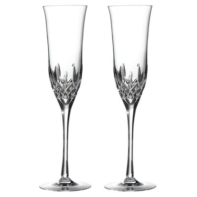 Lismore Essence Flute Glass (Set of 2)
