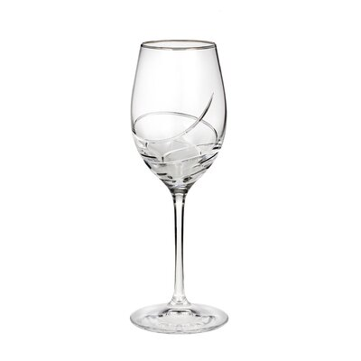 Waterford Ballet Ribbon Essence Platinum Wine Glass