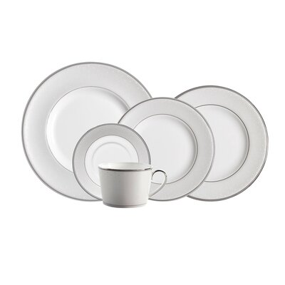 Waterford Pointe D'Esprit 5 Piece Place Setting