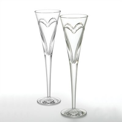 Waterford Wishes Champagne Flute (Set of 2)