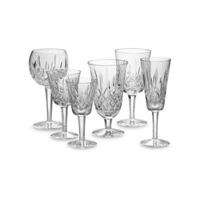 Lismore 4 oz White Wine Glass