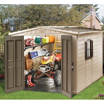 Fortis Resin Storage Shed