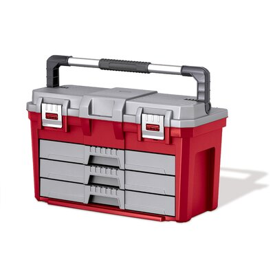 Keter 3 Drawer Tool Box