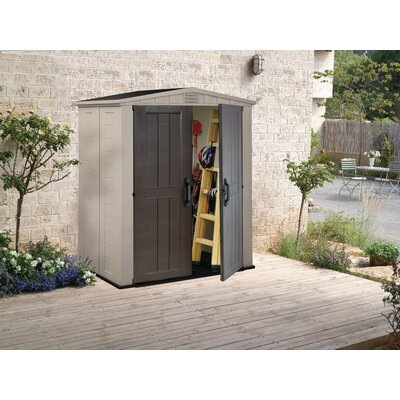 Keter Factor 6x3 Resin Shed