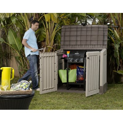Keter Woodland 30 Resin Shed