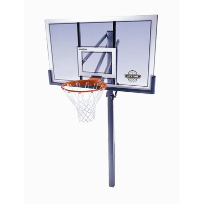 "Lifetime 54"" Acrylic Basketball System"